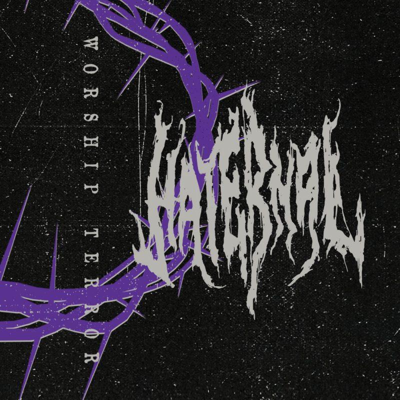 Haternal-Worship terror-Artwork